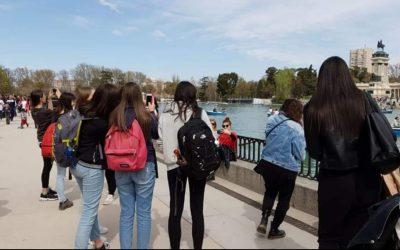 Madrid, una ciudad para nuestros estudiantes